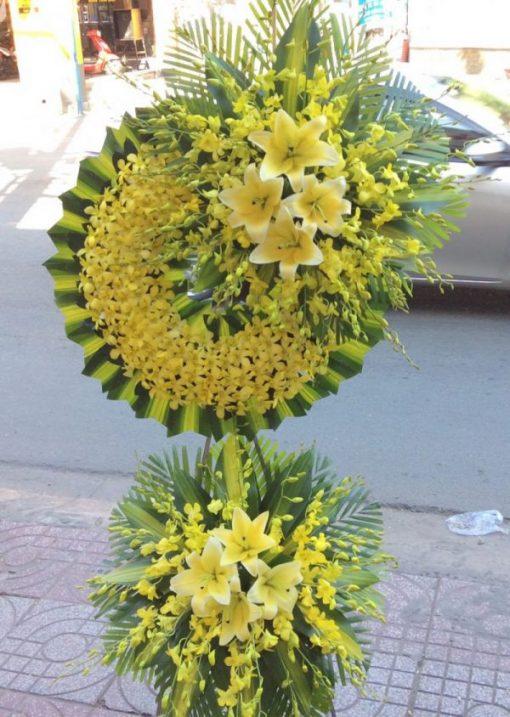 hoa chia buồn 09