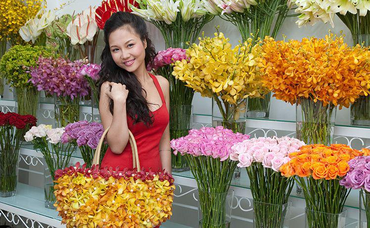 shop hoa tươi quận 4