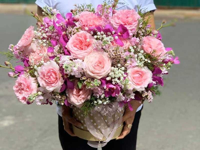 cách chọn hoa tươi tặng mẹ 2019 - 1