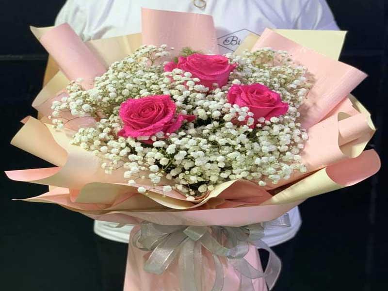 cách chọn hoa tươi tặng mẹ 2019 - 2