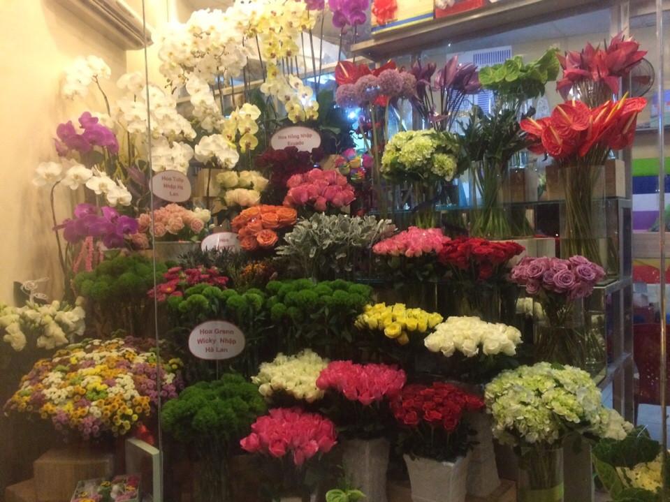 cửa hàng hoa tươi quận 9 3
