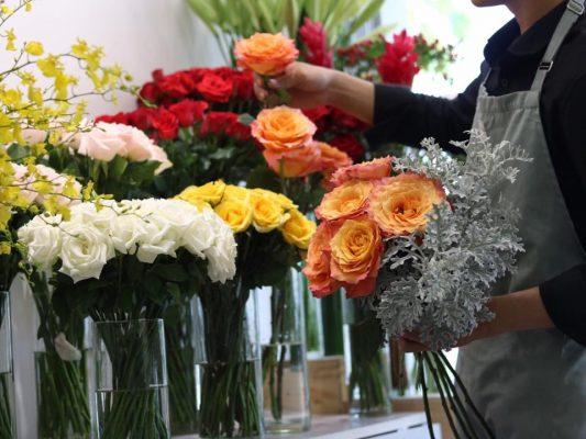 Shop hoa tươi quận 1 Hoa Tươi Văn Nam