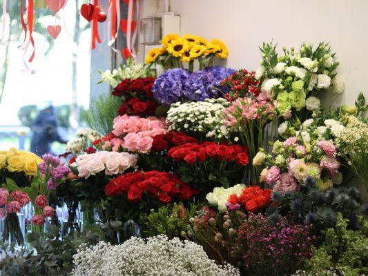 Shop hoa tươi quận 2 TPHCM - Hoa Tươi Văn Nam