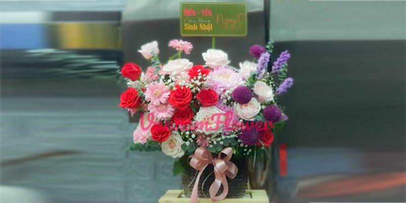 cửa hàng hoa tươi quận 1 HOA TƯƠI VĂN NAM TPHCM