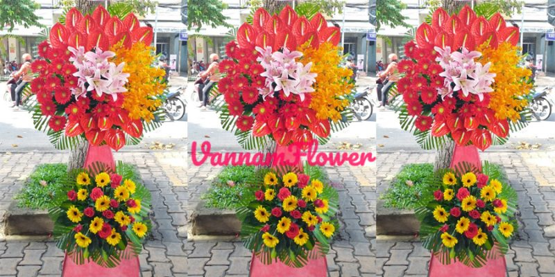 cửa hàng hoa tươi quận 11 HOA TƯƠI VĂN NAM TPHCM