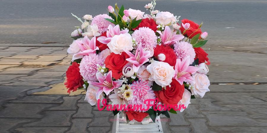 cửa hàng hoa tươi quận 12 HOA TƯƠI VĂN NAM TPHCM
