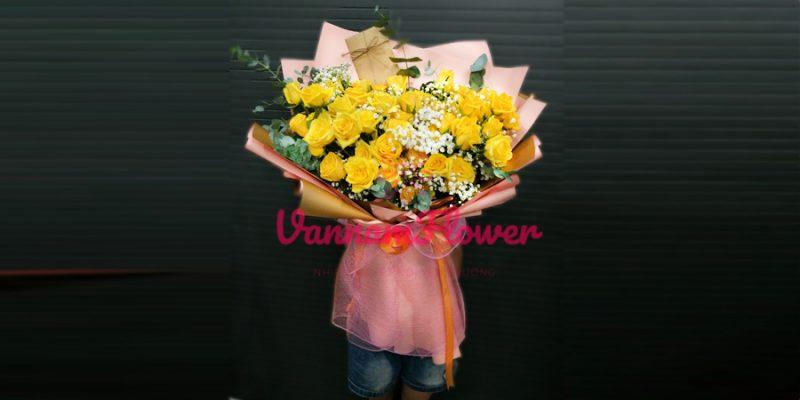 cửa hàng hoa tươi quận 3 HOA TƯƠI VĂN NAM TPHCM