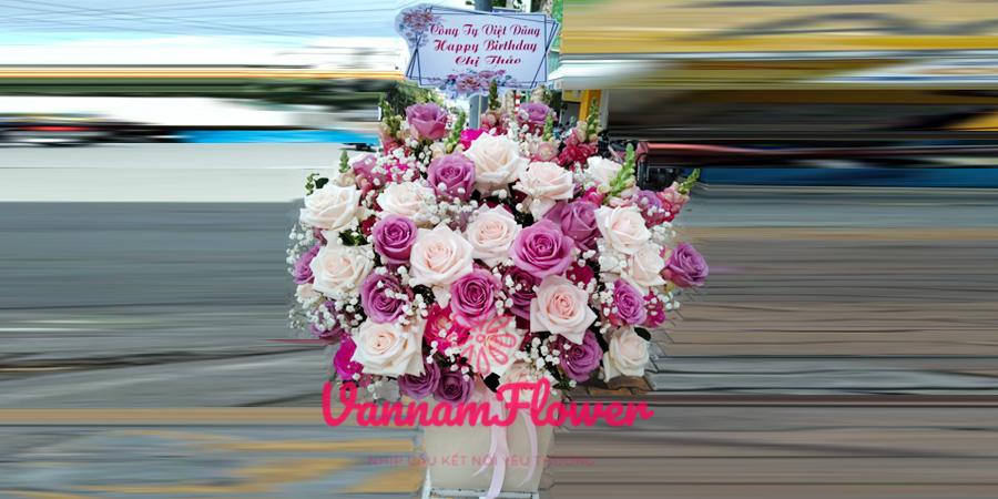 cửa hàng hoa tươi quận 8 HOA TƯƠI VĂN NAM TPHCM