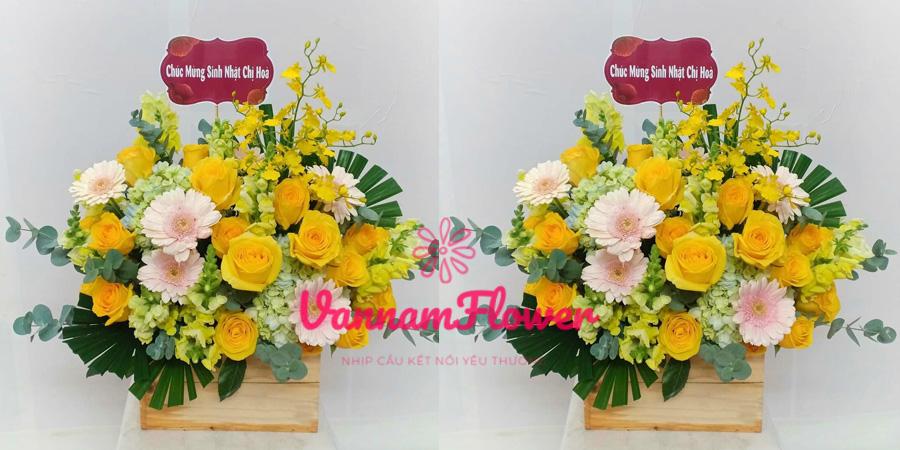 cửa hàng hoa tươi quận bình thạnh HOA TƯƠI VĂN NAM TPHCM