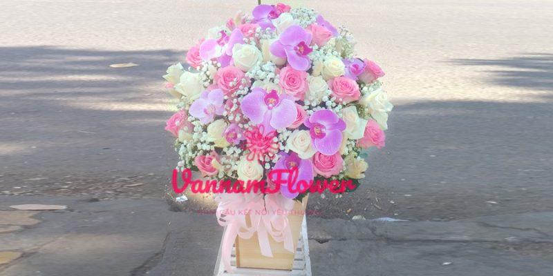 dịch vụ hoa tươi quận 12 HOA TƯƠI VĂN NAM TPHCM