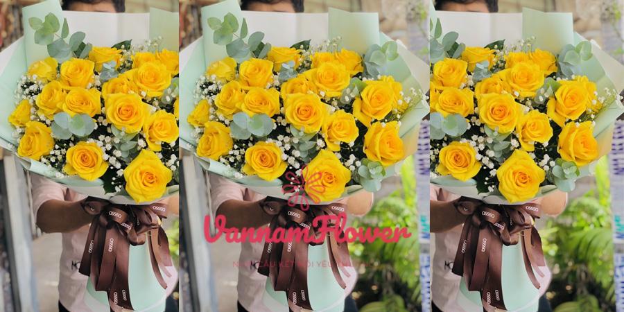 dịch vụ hoa tươi quận phú nhuận HOA TƯƠI VĂN NAM TPHCM