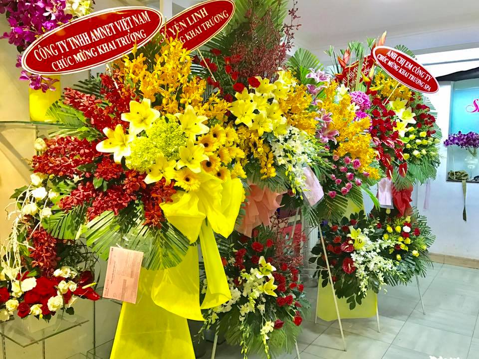 hoa tươi quận tân phú 1