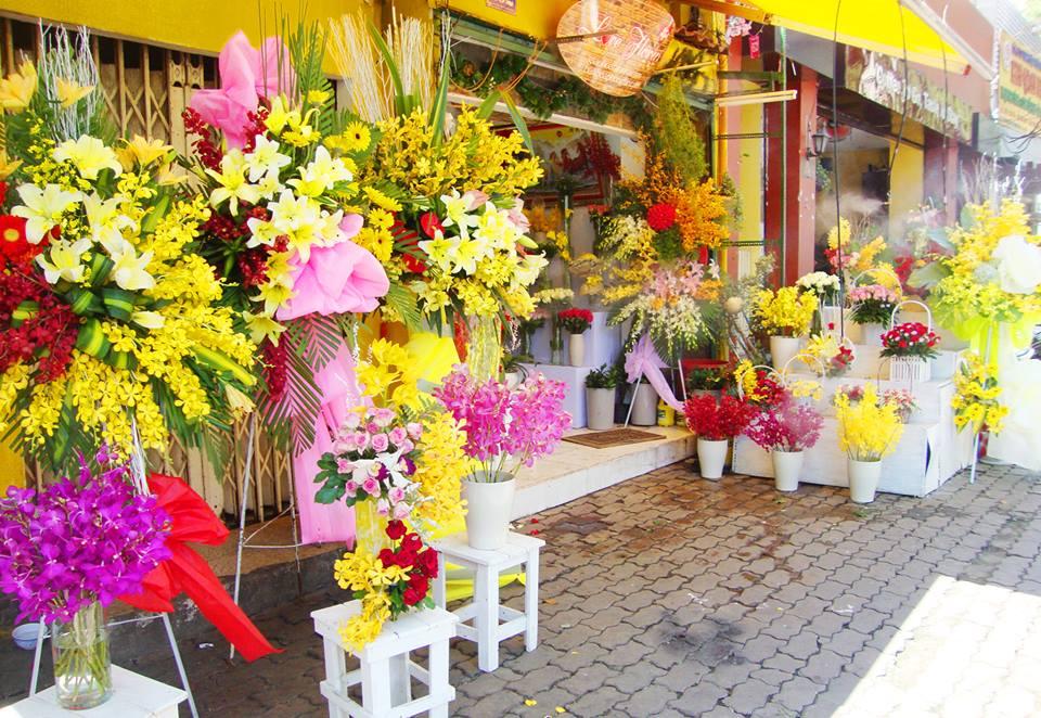 shop hoa quận 6