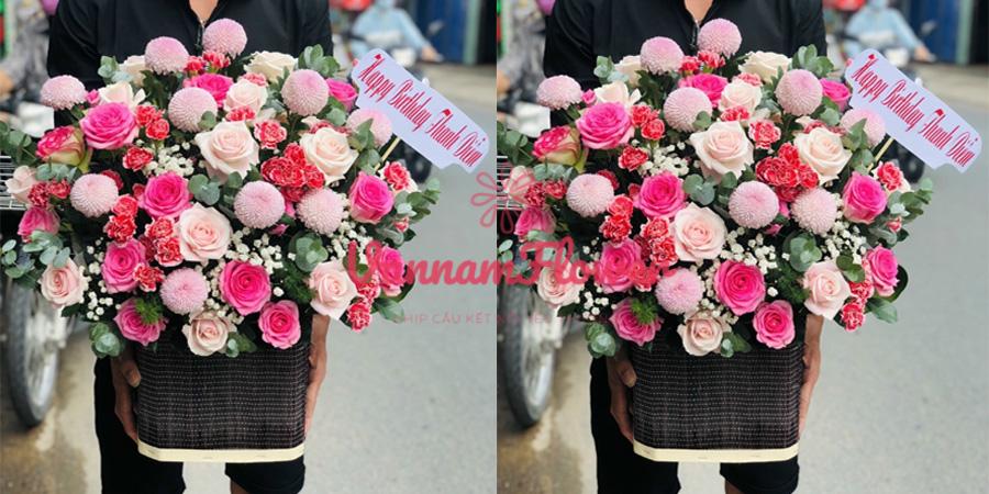 shop hoa tươi quận phú nhuận HOA TƯƠI VĂN NAM TPHCM
