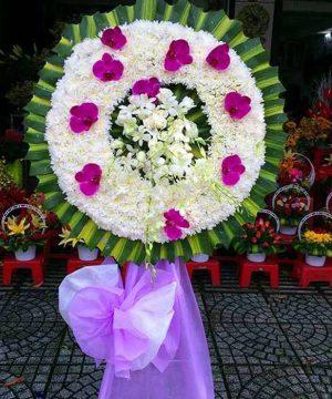 hoa chia buồn 46