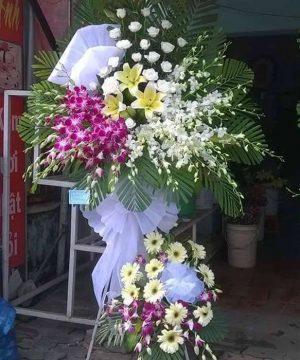 hoa chia buồn 52