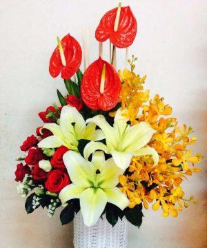 hoa sinh nhật 108