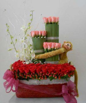 hoa sinh nhật 128