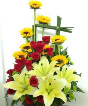 hoa sinh nhật 130