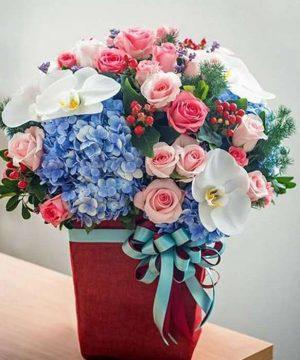 hoa sinh nhật 132
