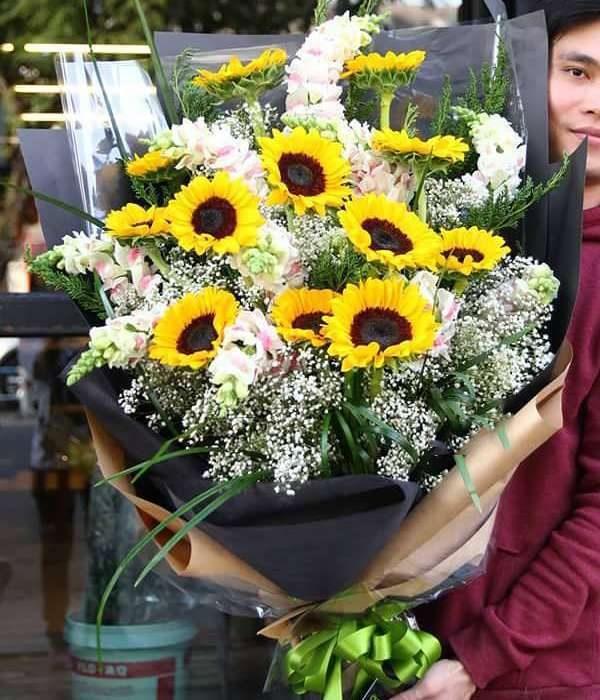 hoa tình yêu 101