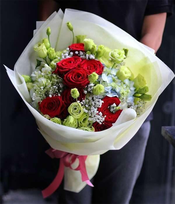 hoa tình yêu 97