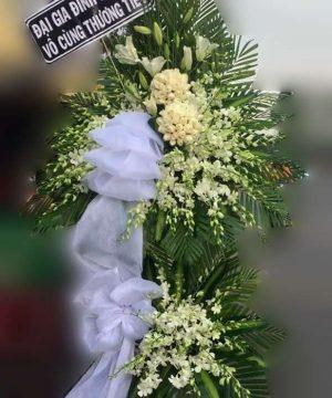 hoa chia buồn 104