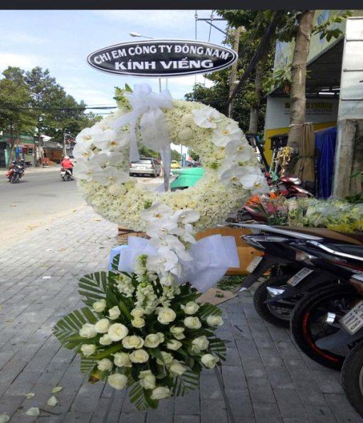 hoa chia buồn 111 2019