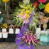 hoa chia buồn 125