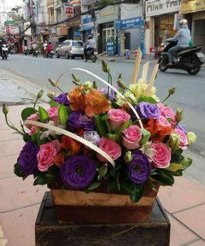 hoa sinh nhật 151