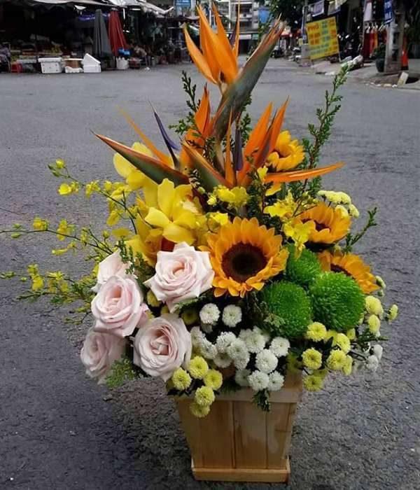 hoa sinh nhật 155
