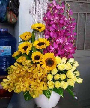 hoa sinh nhật 168