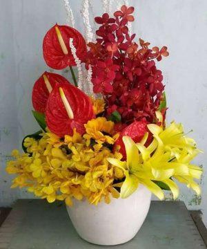 hoa sinh nhật 170