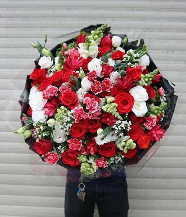 hoa tình yêu 119