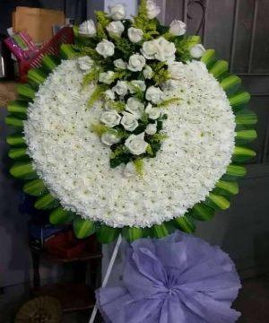 hoa chia buồn 143