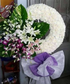 hoa chia buồn 159