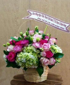 giỏ hoa (1)