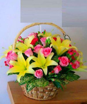 giỏ hoa (4)