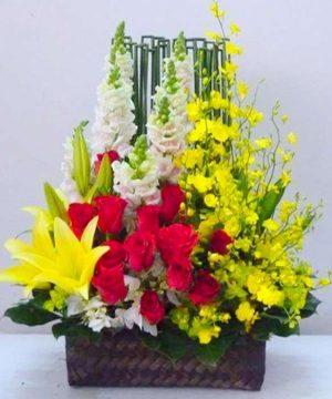 giỏ hoa tươi (27)