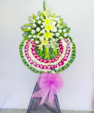 hoa chia buồn 197
