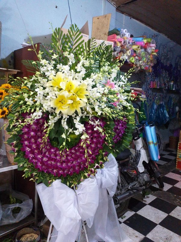 đặt hoa tang lễ tphcm 2019 2