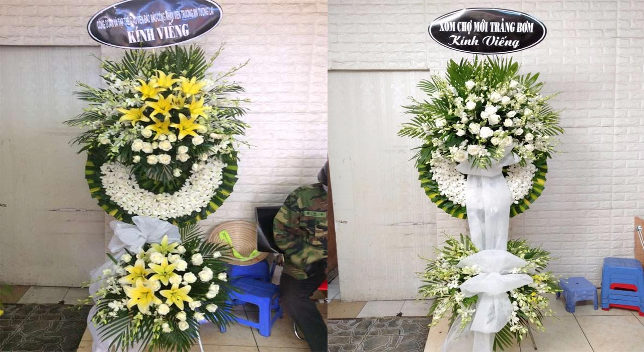 những mẫu hoa tang lễ đẹp tại tphcm 1