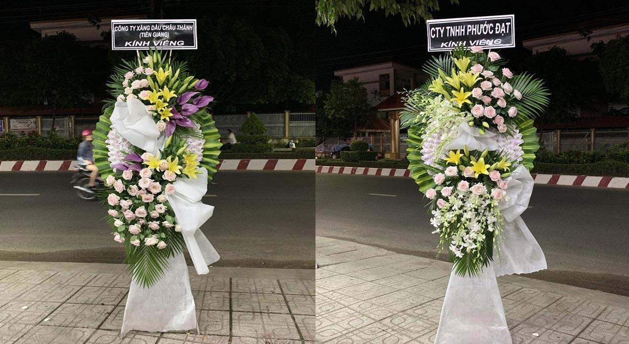 những mẫu hoa tang lễ đẹp tại tphcm 2
