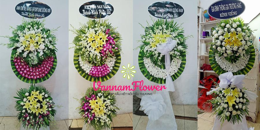 cửa hàng hoa tang lễ quận 2 HOA TƯƠI VĂN NAM
