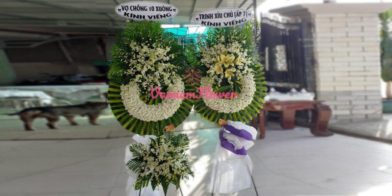 cửa hàng hoa tang lễ quận 4 HOA TƯƠI VĂN NAM