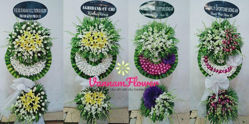 shop hoa tang lễ quận 2 HOA TƯƠI VĂN NAM