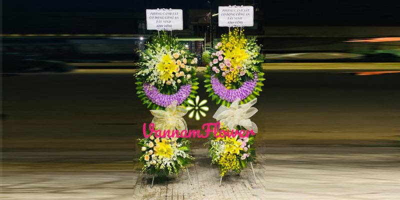 shop hoa tang lễ quận 3 HOA TƯƠI VĂN NAM