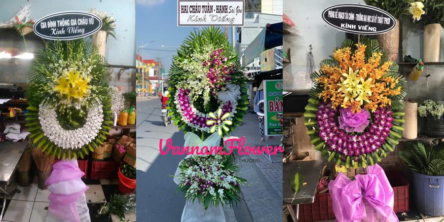 tiệm hoa tang lễ quận 2 HOA TƯƠI VĂN NAM