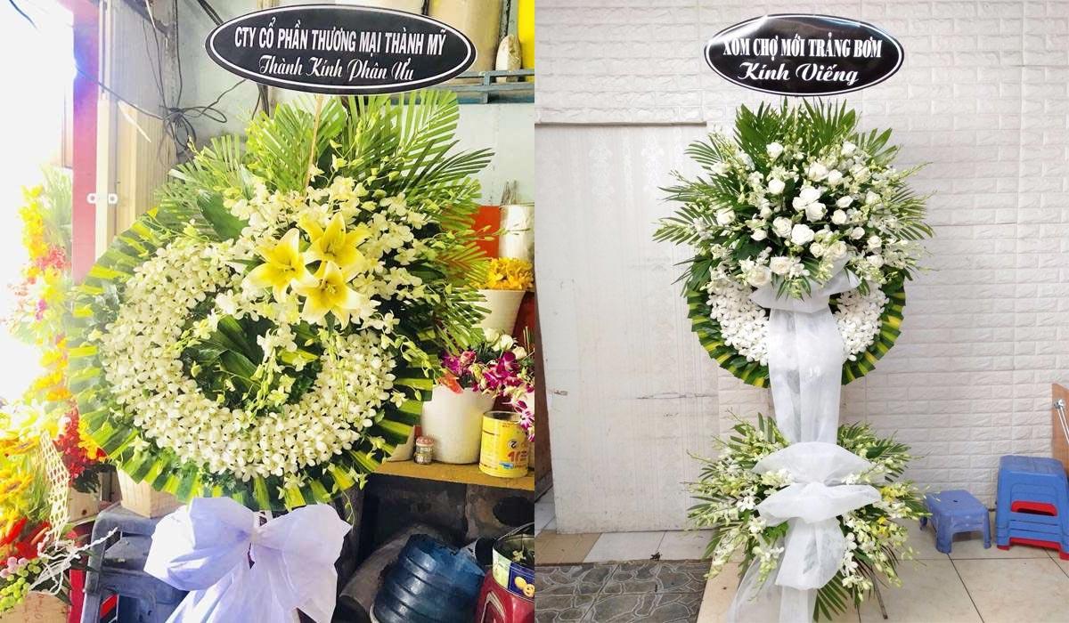 ý nghĩa của hoa viếng đám tang 2019 2