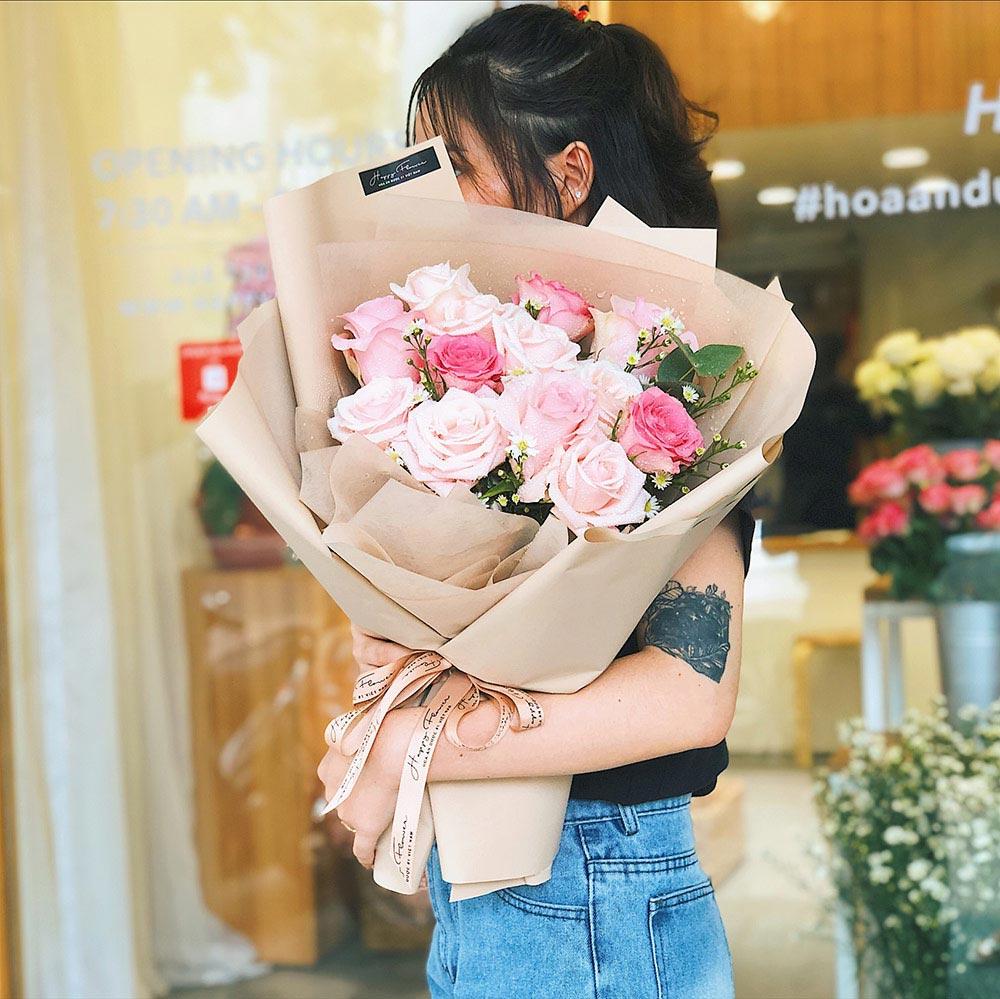 tặng hoa mừng thành công bạn bè 2019 1